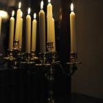 Salongen - Ljusstake